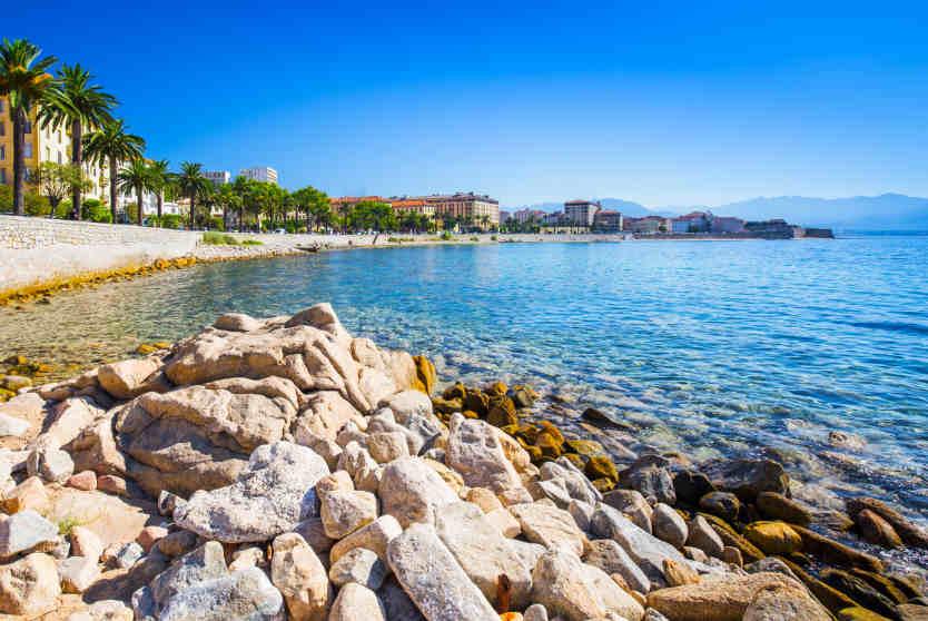 Ajaccio, Porticcio, Corsica
