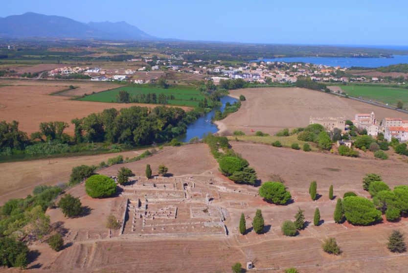 Aleria, Haute-Corse, Corsica