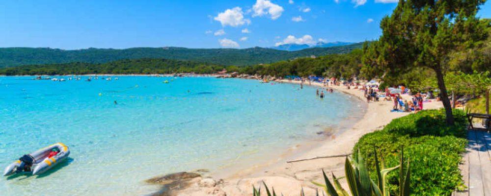 Santa Giulia Beach