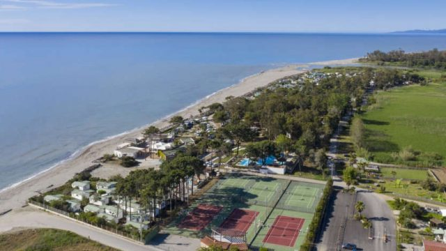 Camping Marina d'Aleria ****