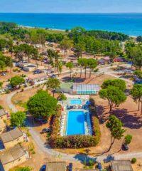Campsite Domaine d'Anghione ****