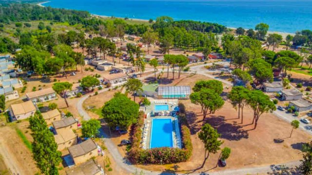 Campsite Domaine d'Anghione ****