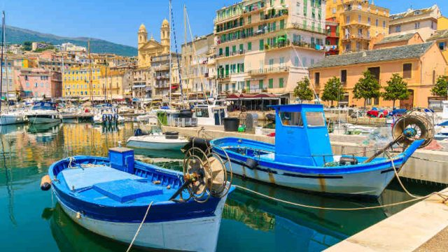 Bastia Port