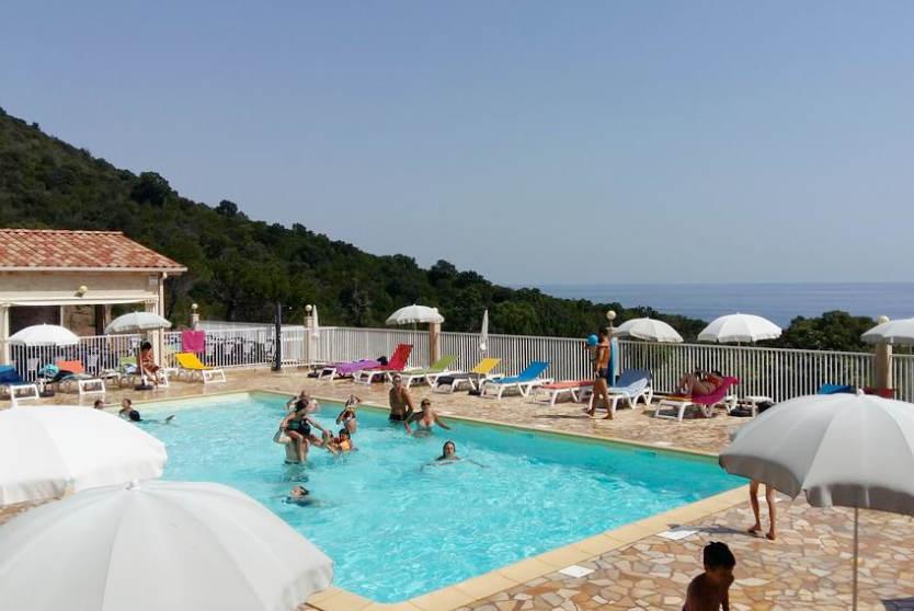 Camping Mozziconaccio Swimming Pool, Corsica