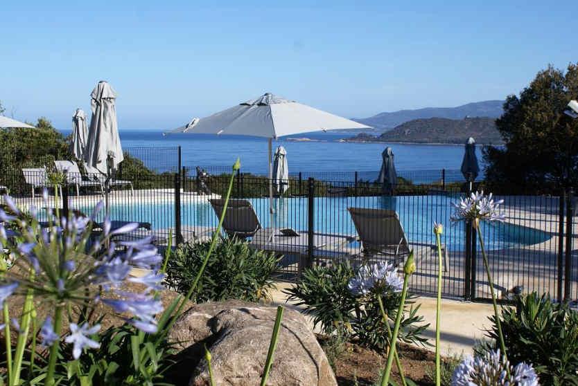 Corsica Paradise Pool Terrace, Corsica