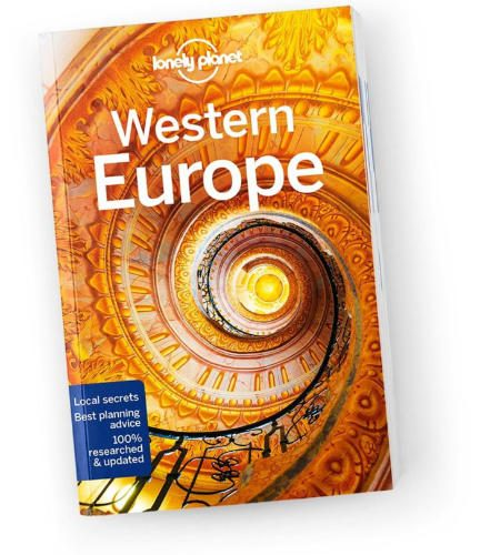 Lonely Planet Western Europe Travel Guide