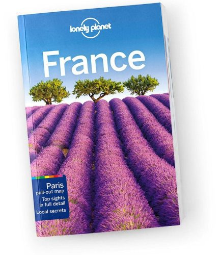Lonely Planet France Travel Guide