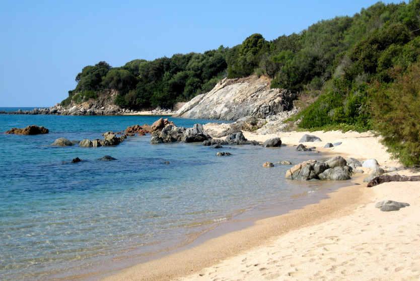 Olmeto, Corsica